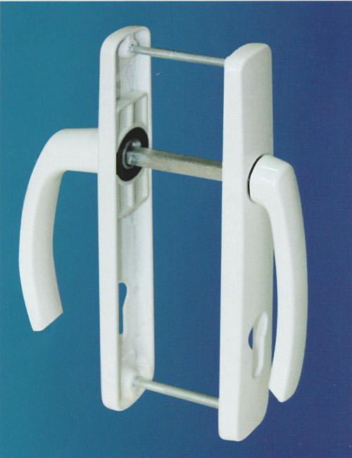 Alüminyum kapı kolu flat lara