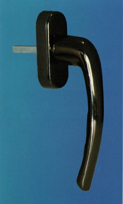 Alüminyum pencere kolu ibiza bronz