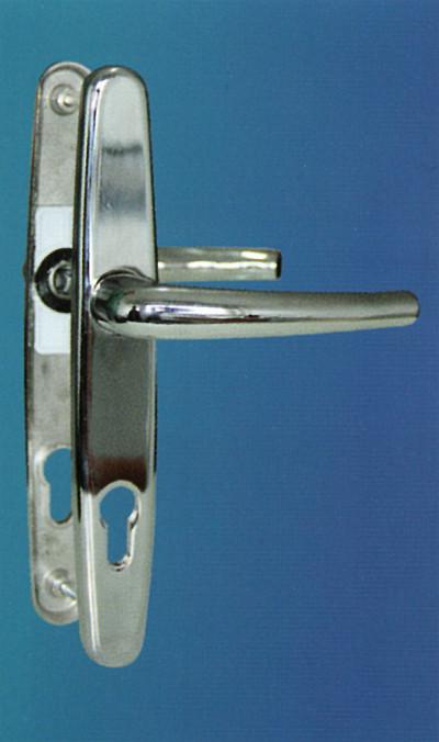 Alüminyum kapı kolu delux ibiza krom