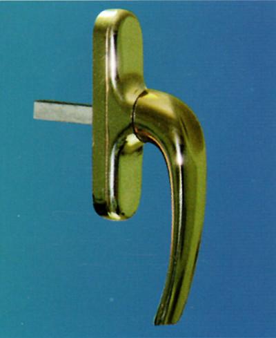 Alüminyum pencere kolu granada gold