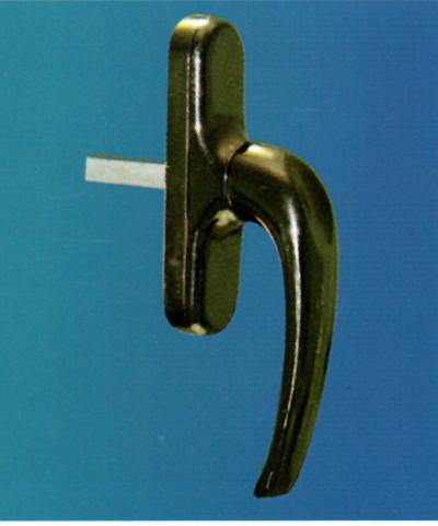 Alüminyum pencere kolu granada bronz