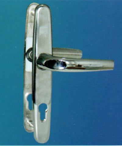Alüminyum kapı kolu izmir delux krom