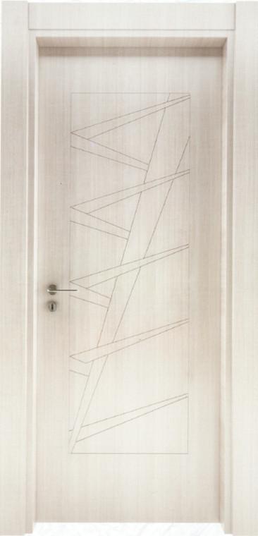 Beyaz huş kapı